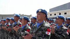 中国第18批赴黎巴嫩维和部队全部抵达任务区