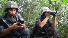 【第一军视】热带雨林 侦察尖兵隐蔽渗透50公里