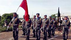 南苏丹:中国维和步兵营参加联合国纪念活动
