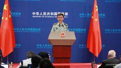 国防部:台湾的命运不容他人保证