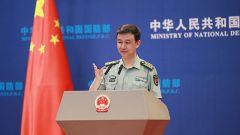 国防部:希望日方恪守走和平发展道路的承诺