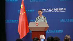 澳飞行员被中国渔民用激光照射?国防部回应