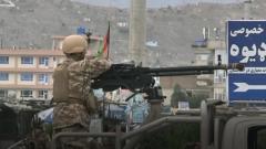 喀布尔一军事学院外遭袭