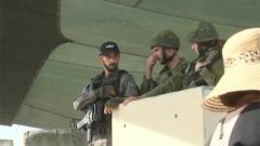 以色列軍警打死兩名巴勒斯坦平民