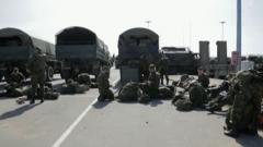 40萬對10萬 北約正在俄周邊組建第一坦克禁衛軍