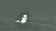 叙利亚多地遭以色列导弹袭击