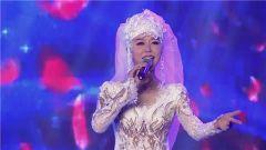 女高音兰天演唱《尕妹妹的山丹花儿开》纯真的嗓音惊艳全场