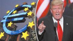 特朗普訪歐難掩裂痕與分歧
