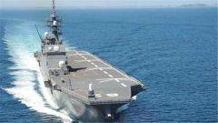 滕建群:日本将用F-35B打造4个航母战斗群