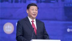 习近平在第二十三届圣彼得堡国际经济论坛全会上的致辞(全文)