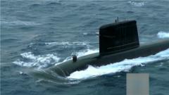 """探秘法國""""紅寶石級""""核潛艇"""