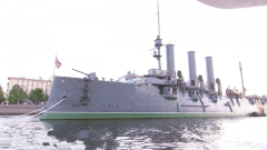 习近平:阿芙乐尔号巡洋舰和中国有很深的历史渊源