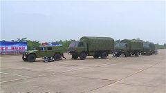 海军航空兵某场站:紧贴实战  提升后勤运输保障能力