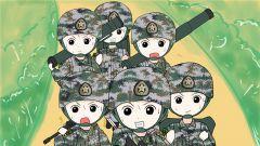 中國軍人 時刻在戰位