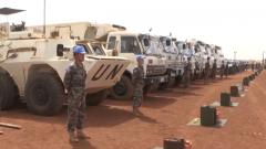 第七批赴马里维和部队通过联合国装备核查