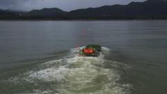 【第一軍視】兩棲步戰車搏擊水浪 海上猛沖 突擊威力十足
