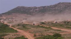 陸軍第79集團軍某合成旅:多科目連貫考核 錘煉部隊實戰能力