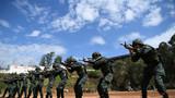 步槍快速轉換方向射擊訓練