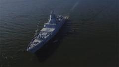 俄海軍艦隊遠航中美洲執行任務