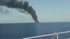 【阿曼湾油轮遇袭事件】美伊双方争论不休 最新证据浮出水面