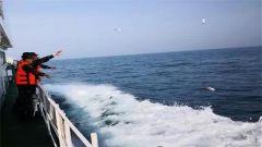 """辽宁海警21101舰:与大海约定""""忠诚"""""""