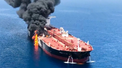 【阿曼湾油轮遇袭事件】部分获救船员离开伊朗抵达迪拜