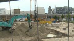 德國柏林拆除二戰遺留炸彈