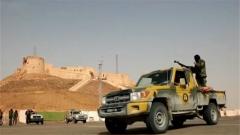 """利比亞""""國民軍""""打死12名武裝分子"""