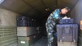 軍械員嚴格管控槍支彈藥,確保軍械管理使用安全順暢。