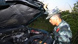 """在行軍過程中,駕駛員們嚴格秉承""""老司機""""的精神,以戰斗員的姿態投入到保障全過程。"""