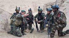 阿富汗安全部队打死22名塔利班武装分子