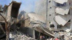 叙利亚阿勒颇遭到炮击 至少有12人死亡15人受伤