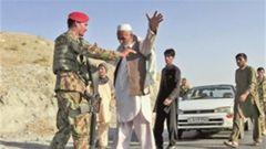 """""""伊斯兰国""""在阿富汗搅乱地区形势"""