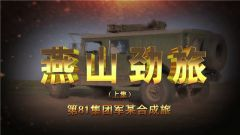 《谁是终极英雄》 20190616 燕山劲旅(上集)陆军第81集团军某合成旅
