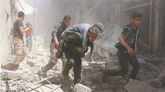 叙利亚北部一村庄遭炮击致12人死亡