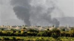 """打击""""伊斯兰国""""国际联盟空袭伊拉克北部炸死16名武装分子"""