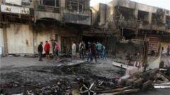 伊拉克首都附近一军事基地遭火箭弹袭击