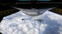 日本F-35是因緊急避讓墜毀?滕建群:美國飛機來了不得不讓