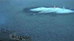 兩枚就擊沉萬噸潛艇 魚雷武器水下破壞力大于火炮導彈
