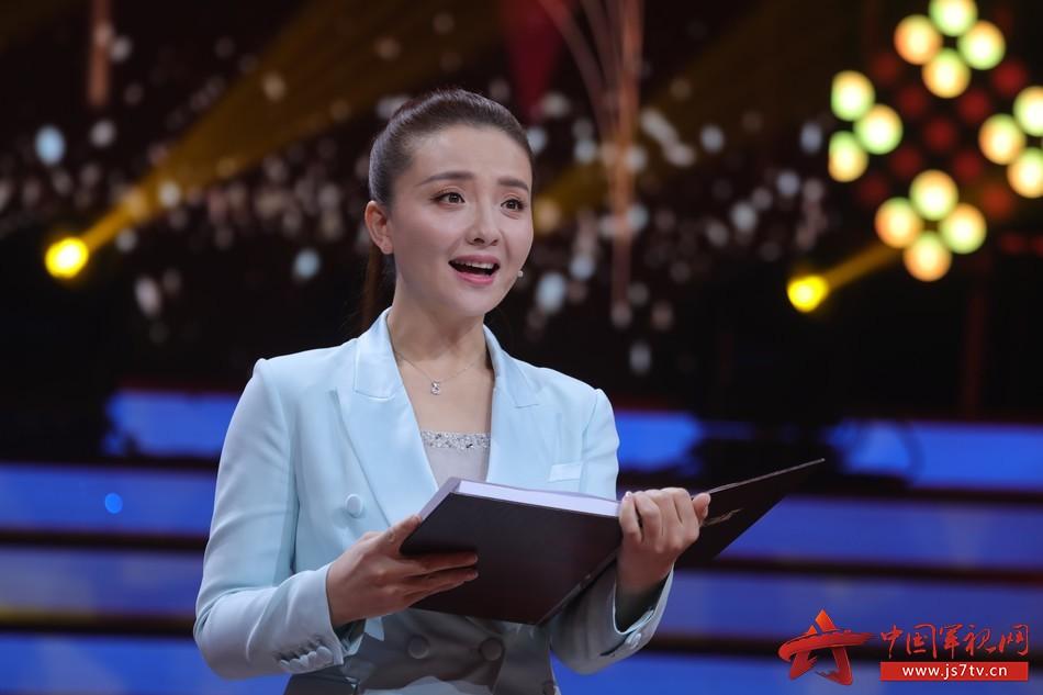 6 《我愛唱軍歌》軍歌推廣大使,青年演員孫茜