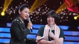 圖為軍歌傳唱者,著名作家畢淑敏在節目中分享年輕時在西藏阿里當兵的難忘經歷。