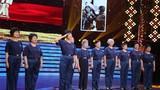 圖為軍歌傳唱者,新中國第2第3 第4批的空軍女飛行員代表。