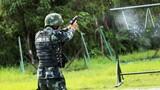 手枪快速射击训练
