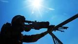 狙击步枪射击训练