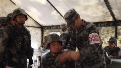 军队专家医疗组赴高原边疆医疗帮扶