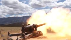【聚焦实战化演兵场】西藏军区某旅:高海拔多炮种实弹射击
