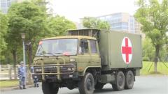 海军军医大学:批量伤员应急救治演练