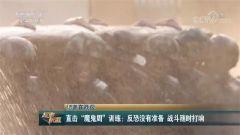 辽宁总队:记者亲临山林地实战演练