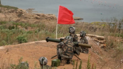 北部战区陆军某海防旅:步兵分队集训比武 提升实战化训练水平