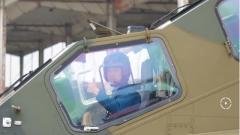 【精武先锋】韩晋豫:锻造神勇空中铁骑